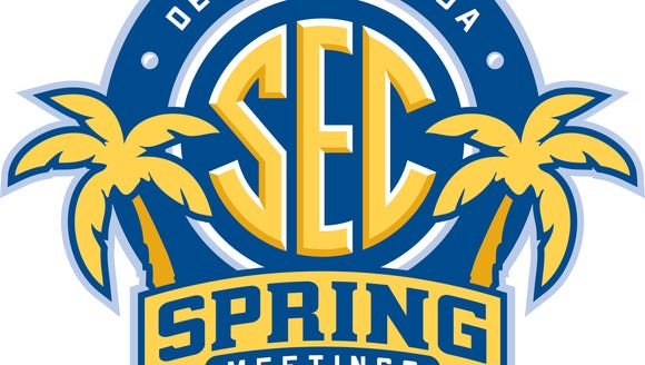 The Southeastern Conference spring meetings are taking