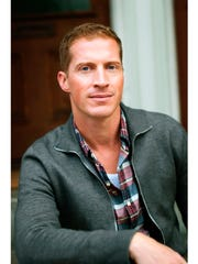 "Andrew Sean Greer, author of ""Less,"" winner of the"