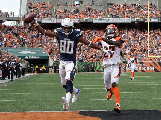 Balanced Bengals Offense Sets Up 24 19 Win Over Chargers