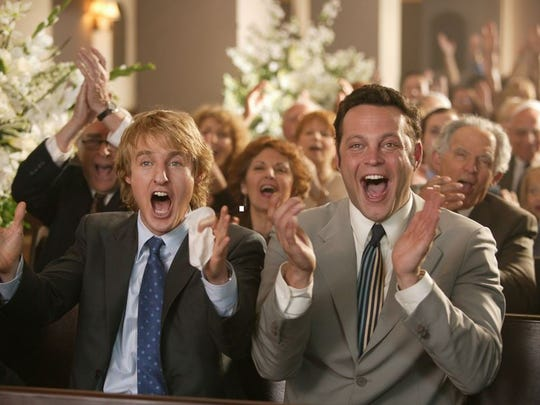 Wedding Crashers.