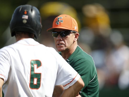 FAMU head baseball coach Jamey Shouppe said he was