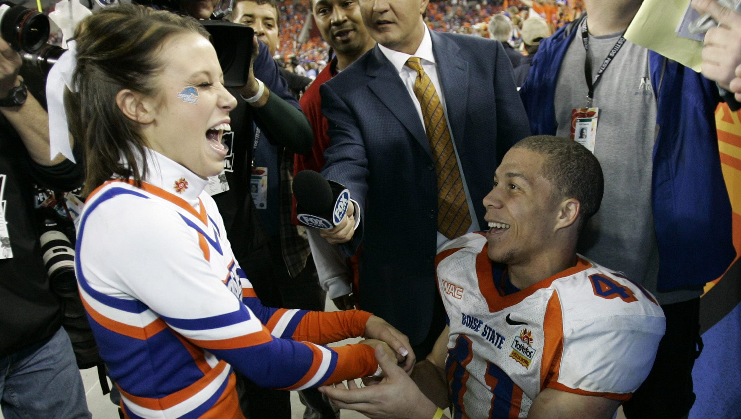Correa S Proposal Almost As Good As Boise Player S