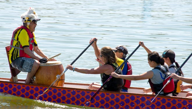 3/25-26: 14th annual Arizona Dragon Boat Festival | Cheer on your favorite colorfully decorated boats as they zip through the water at Tempe Town Lake. Teams will be on hand from across the U.S. and world, racing and honoring a 2,000-plus year tradition. The event also features live entertainment.  Details: 8 a.m. Saturday-Sunday, March 25-26. Tempe Town Lake Marina, North Shore, 550 E. Tempe Town Lake, Tempe. azdba.org.