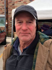 Tom Lukens of Viroqua, Wis., was a Clinton voter and