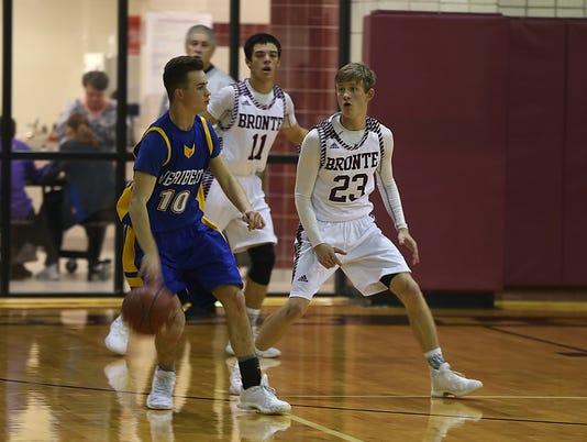 Boys Bronte vs Veribest Basketball