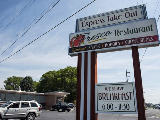 Kumm Esse in Myerstown is now Fresco Resturant pictured on Wednesday, June 17, 2015. Jeremy Long --Lebanon Daily News