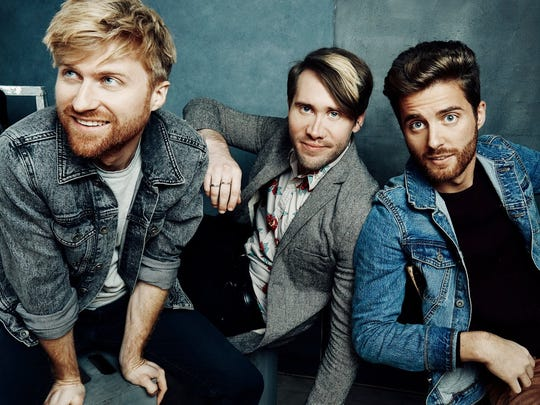 Jukebox the Ghost will perform April 11 at the Hi-Fi.