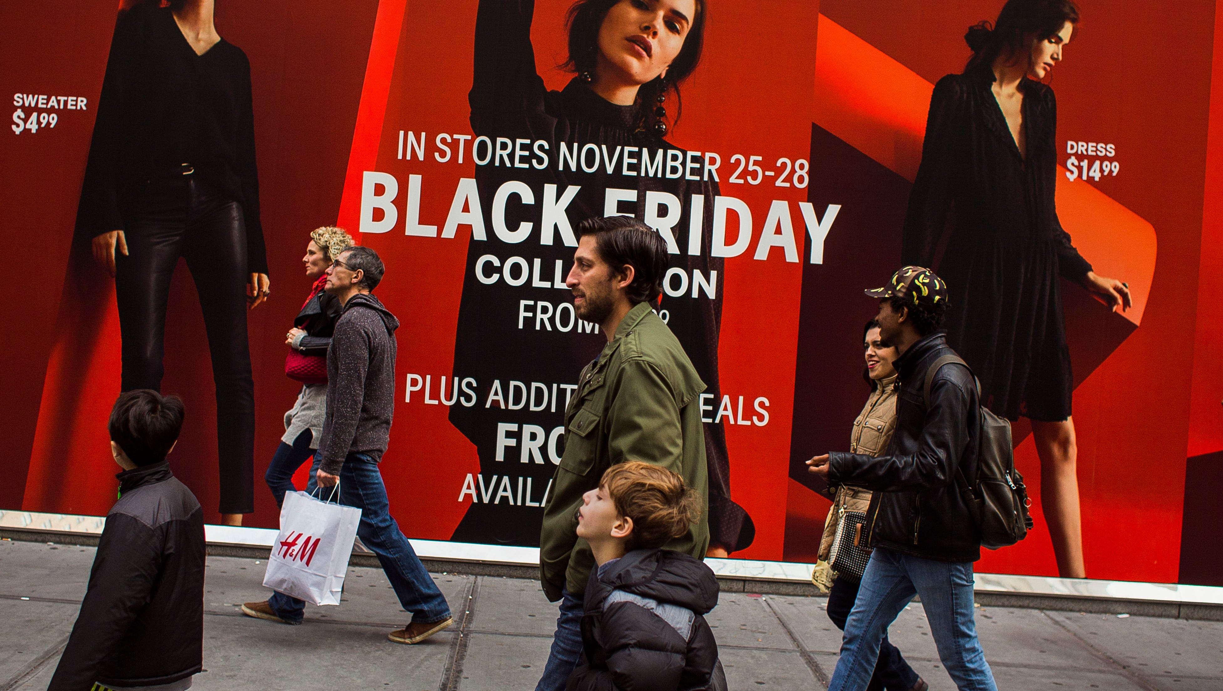 Black Friday 2017 Is It Still A Draw Like It Used To Be