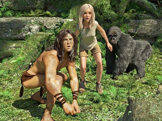 Tarzan still