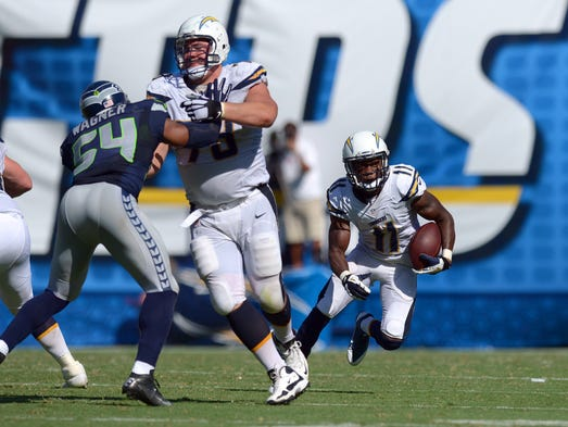 Seahawks Wilt In San Diego Heat Lose 30 21