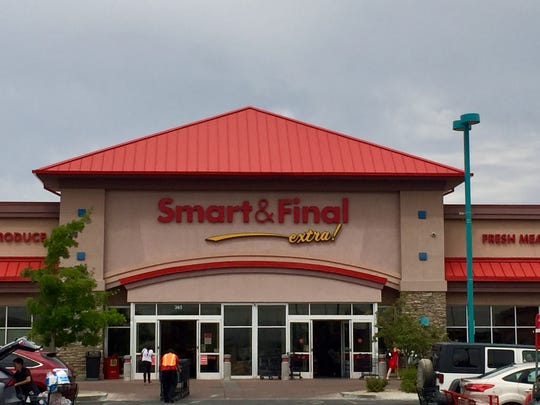 Smart & Final is among the Reno-area stores folks will