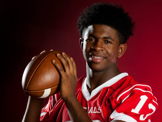 Montgomery Advertiser 5A-7A Football Player of the