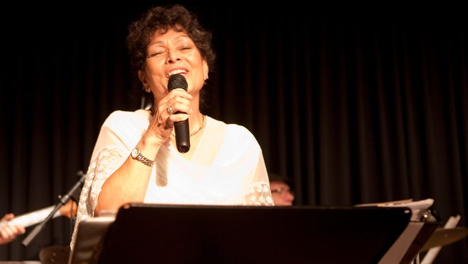 Mia Batalini & the Jazzy Boys will perform at a VIM/HANDS fundraiser Dec. 2 at  the Fort Pierce Elks Lodge No. 1520.