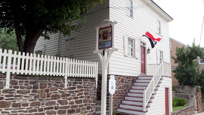 Celebrate Independence Day by visiting historicPotter's Tavern, a national landmark, at 51 W. Broad St., in Bridgeton, for a tour between 1 and 4 p.m. July 4.