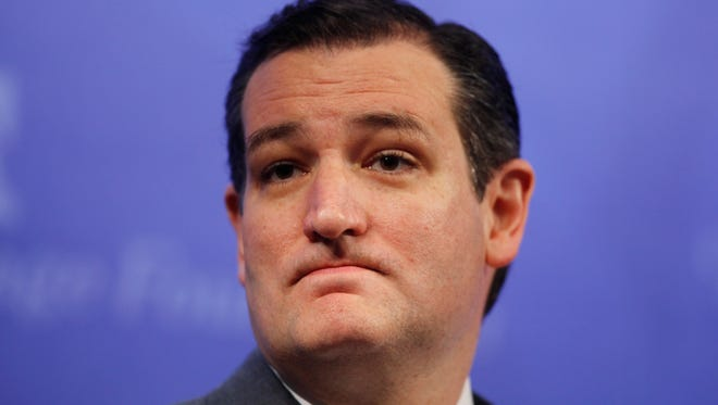 Sen. Ted Cruz, R-Texas, has been a vocal opponent of raising the debt limit without additional spending cuts.