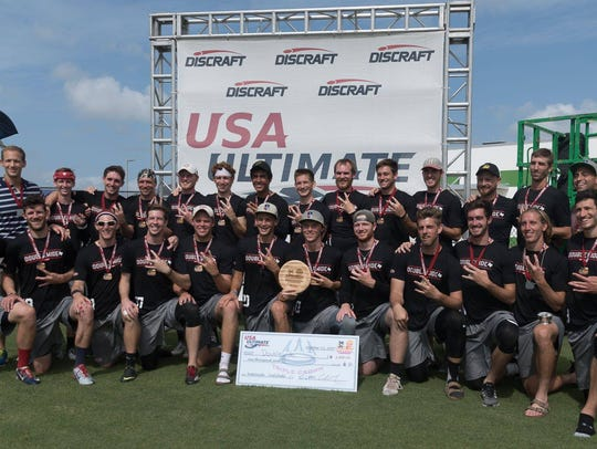 Doublewide Ultimate has players and coaches from seven states and over 12 cities.