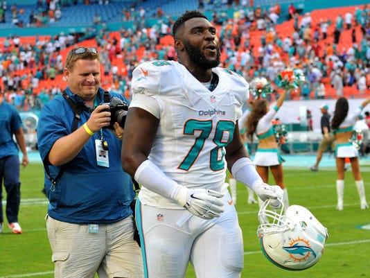 NFL: Minnesota Vikings at Miami Dolphins