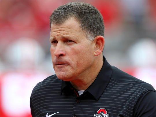 Former Rutgers head coach Greg Schiano.