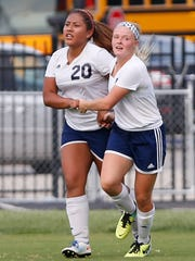 Central Catholic hosts Lafayette Jeff for girls soccer
