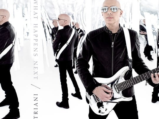 Joe Satriani found a niche audience for himself, becoming