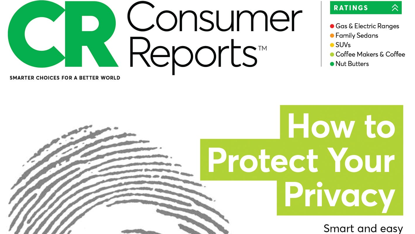 consumer report Consumer reports is the most authoritative resource for product information  published by a non-profit, independent test organization, consumer reports'  print.