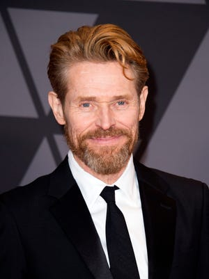 """Actor Willem Dafoe attends the 2017 Governors Awards on Nov. 11 in Hollywood. The Appleton native's performance in the movie """"The Florida Project"""" has made him a favorite this awards season."""