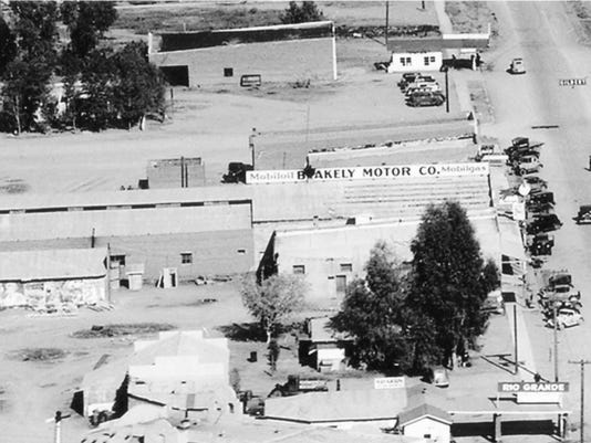 Blakely Motor Company
