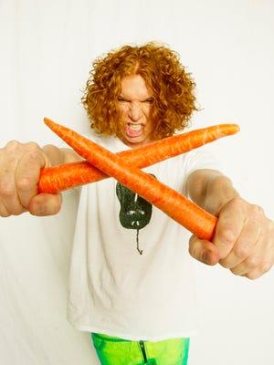 "Scott ""Carrot Top"" Thompson"