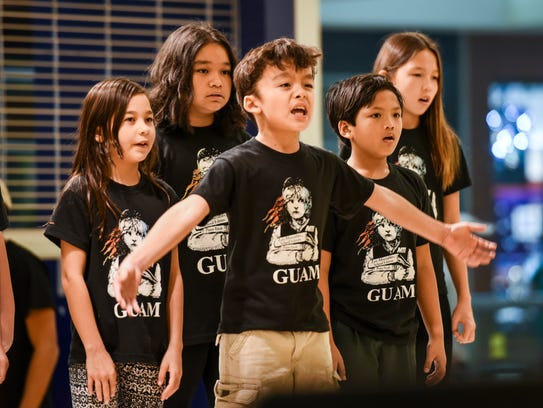 Tiny but talented actor, Kai Spence, 9, commands the