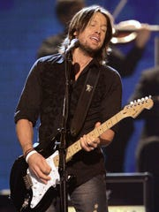 As we write this, lawn seating is still available for Keith Urban's Sunday, July 8, concert at CMAC.