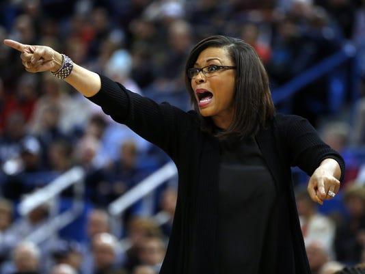 NCAA Womens Basketball: Louisiana State at Connecticut