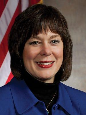 State Sen. Sheila Harsdorf   (R--River Falls).