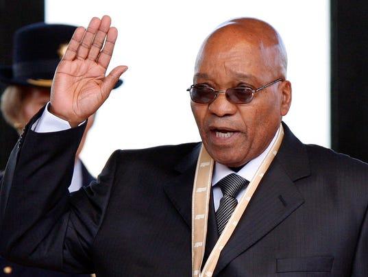 Jacob Zuma Profile Image