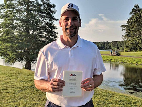 Former major-league pitcher John Smoltz qualified for the U.S. Senior Open earlier this month.