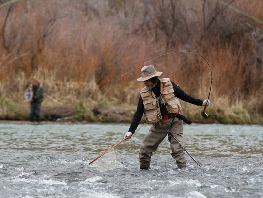 City sees increase in tourism visitor spending for Nm fish stocking report
