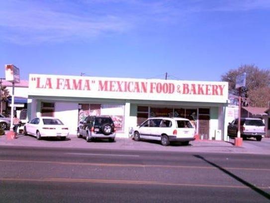 Panadería Mexicana La Fama