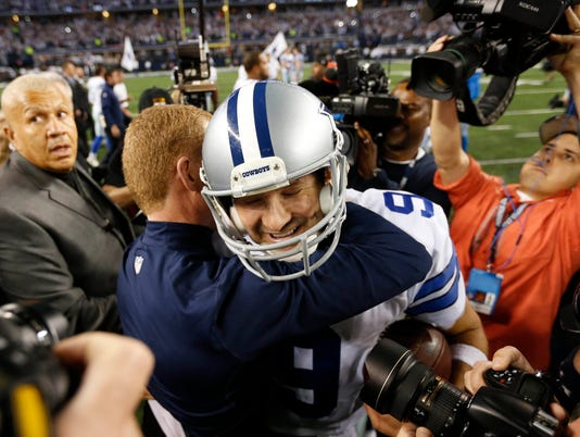 Bell: Cowboys show fight in playoff win