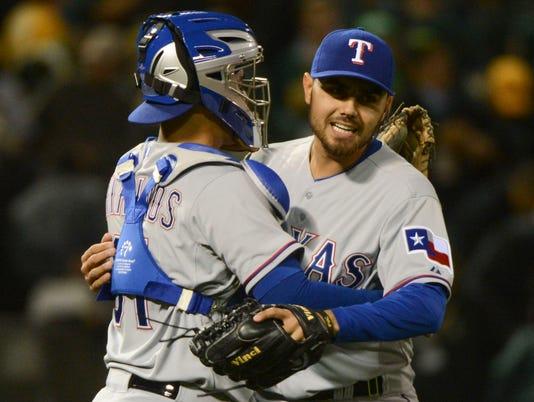 2014-4-21 Rangers win