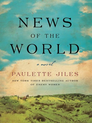 """""""News of the World"""" by Paulette Jiles."""