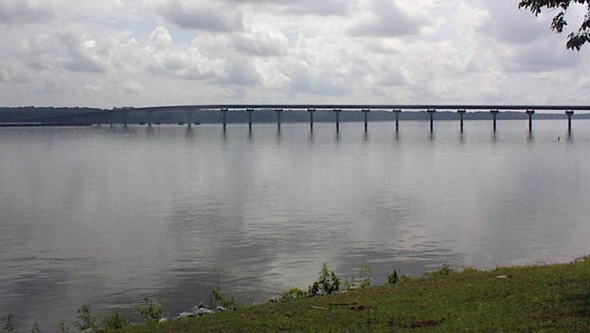 Two men have died in a boating accident on the Tennessee River near the Tennessee-Mississippi state line