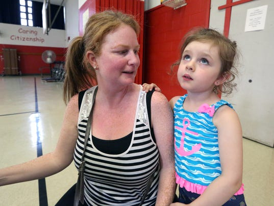 North Rockland kindergarten  lottery