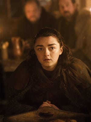 Arya Stark (Maisie Williams) has unfinished business to attend to during Season 7 of HBO's 'Game of Thrones.'