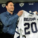Ed Belfour set to trade Olympic gold for business venture