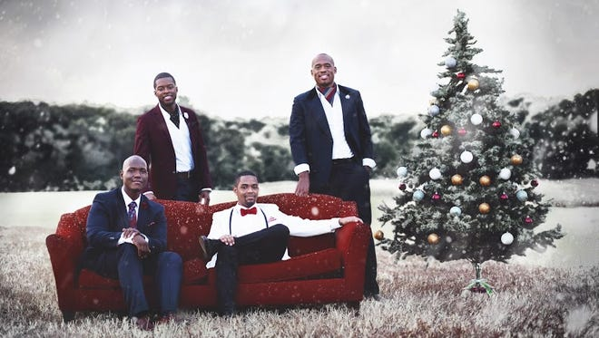 The classical crossover ensemble, Sons of Serendip, is returning to Kean Stage on December 9, this time presenting their holiday show, Christmas: Beyond the Lights.