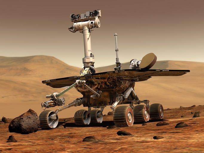 mars probe found - photo #32