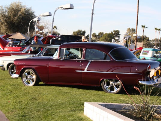 Glendale Car Show Today