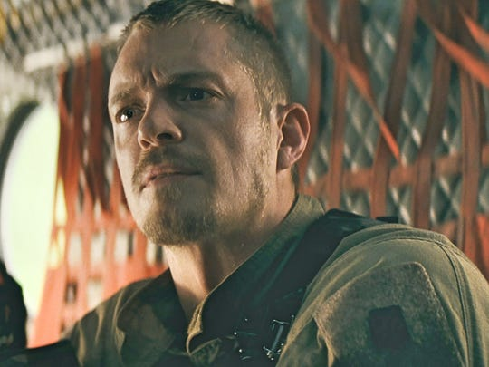 "Joel Kinnaman stars in ""Suicide Squad."""