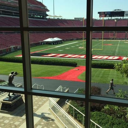 Papa John's Cardinal Stadium.