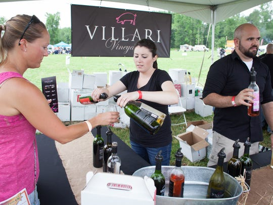 Appel Farm Arts & Music Center hosts its first Music and Wine Festival last year. This year, the event is extended to two days and includes the option to camp.