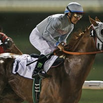 California Chrome on track for Breeders' Cup